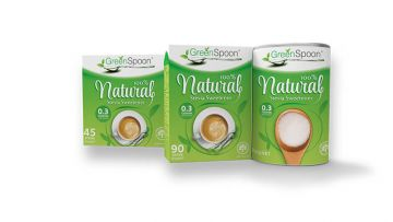 Natural stevia based sweeteners